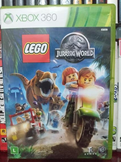 Lego Jurassic World Xbox 360   Parcelamento Sem Juros
