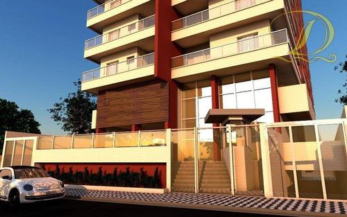 Imagem 1 de 13 de Apartamento Com 3 Dormitórios À Venda, 100 M² Por R$ 349.000,00 - Aviação - Praia Grande/sp - Ap3160