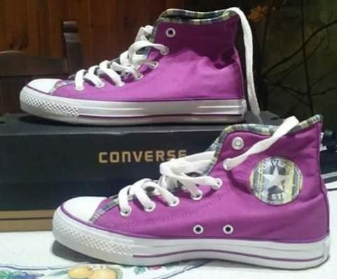 Zapatillas Converse De Mujer Nuevas