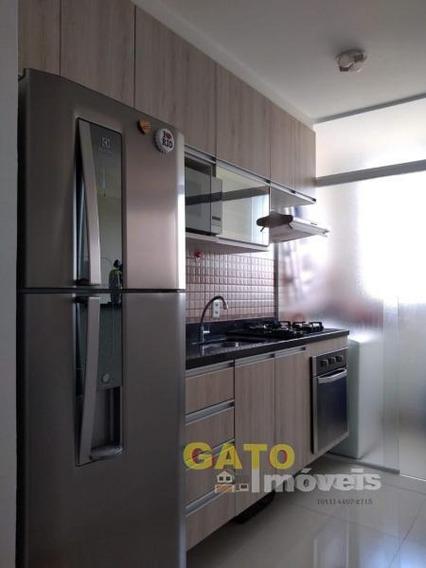 Apartamento Para Venda Em Cajamar, Portais (polvilho), 2 Dormitórios, 1 Banheiro, 1 Vaga - 18826