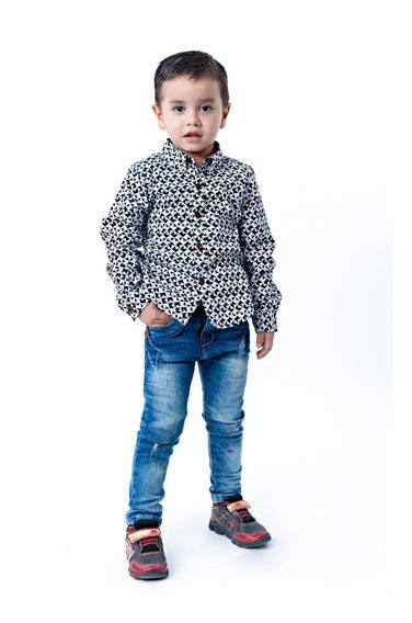 Increibles Camisas Duo Papa E Hijo Marca Nicolas Leroi