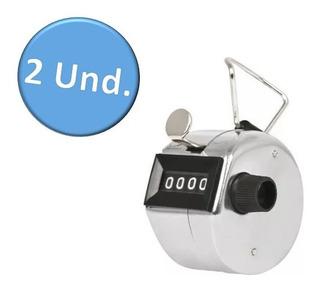Contador Manual Mecánico 4 Dígitos