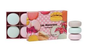 Conjunto Sabonete Em Barra Les Macarrons