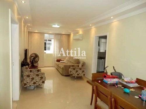 Imagem 1 de 5 de Apartamento Com 2 Dorms, Estuário, Santos - R$ 382 Mil, Cod: 2655 - V2655