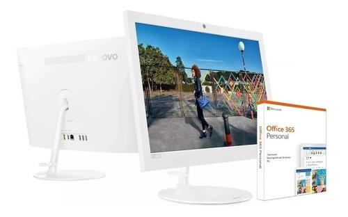 Imagen 1 de 5 de All In One Lenovo 330-20ast Amd A6-9200 19.5 + Office 365