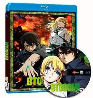 Btooom! Serie De Anime Completa Em Blu-ray