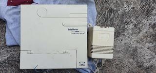 Central Intelbras Micro Pabx Modulare