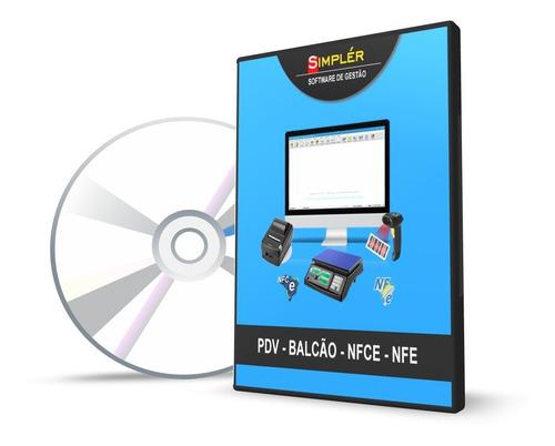 Imagem 1 de 8 de Pdv Emissor Nfe Nfce Nota Fiscal Eletrônica Sem Mensalidade