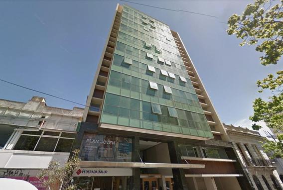 Oficina Al Contra-frente De 51 Mts 2-seguridad -zona Tribunales - La Plata