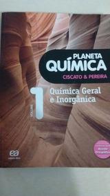Planeta Química, Quimica Geral 1 Editora Ática