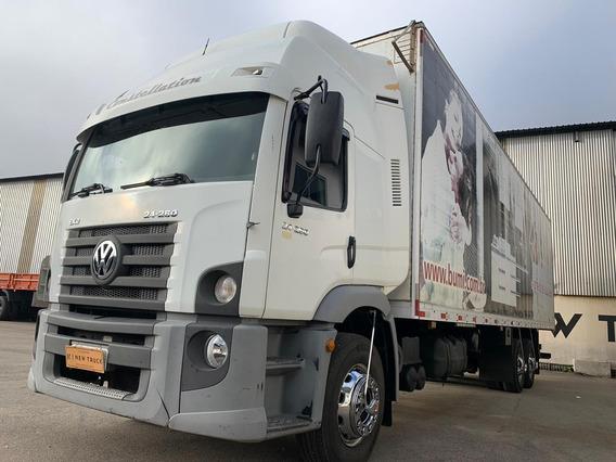 Volkswagen Vw 24250 Sc Leito Bau De 10.50 Mts