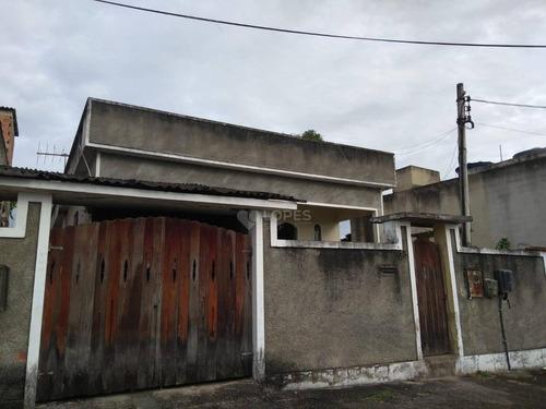 Imagem 1 de 16 de 2 Casas Independentes Com 3 Quartos À Venda, 165 M² Por R$ 230.000 - Coelho - São Gonçalo/rj - Ca21327