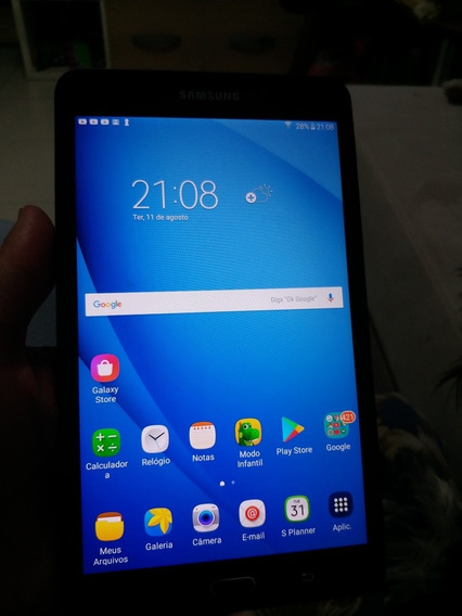 Tablet Samsung A6, Modelo T280.