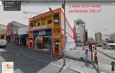 Sala Comercial Para Alugar No Bairro Centro Em Guarulhos - - 488-2
