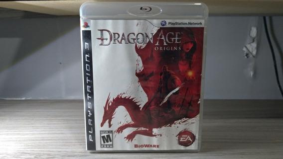 Dragon Age Origins - Jogo Ps3 - Playstation 3 Midia Fisica