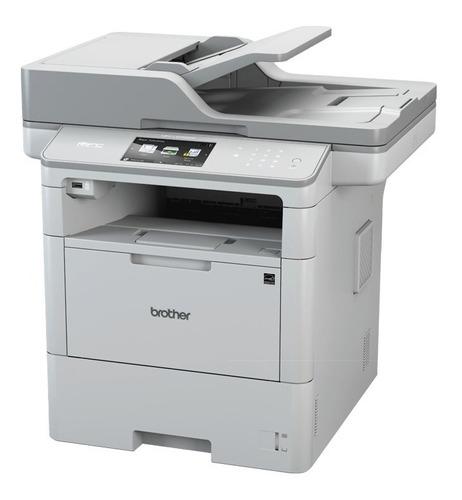 Imagen 1 de 5 de Impresora Multifuncional Laser Brother Inalámbrica Mfcl6900d