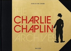 The Charlie Chaplin Archives - Taschen