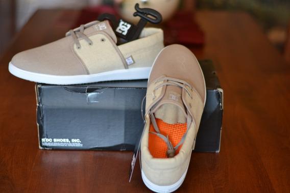 Zapatillas Dc Shoes Co Usa T43 Nuevas.