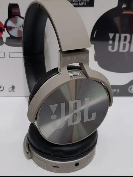 Fone De Ouvido Bluetooth Sem Fio Modelo Jbl,**