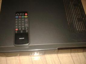 Video Cassete Semp X470 Com Controle Remoto