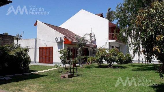 Casa En Venta De 7 Amb. Montevideo 1200, Gral. Pacheco, Tigre