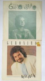 2 Lps Disco Vinil Geronimo Dançarino Um Single Frete Grátis