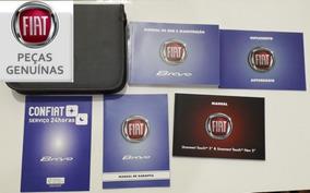Manual Do Fiat Bravo Edição 2012/13/14 Novo E Original