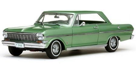 Miniatura Carro Sun Star Chevrolet Nova 1963 Escala 1/18 - V