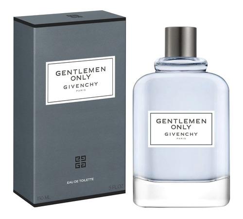 Givenchy Gentleman Only150ml Importado Original Tamaño Extra