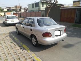 Hyundai Accent Modelo 97