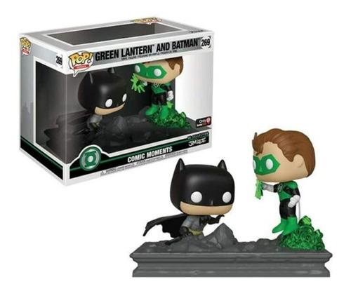 Funko Pop - Batman  Joker  Catwoman - Green Lantern
