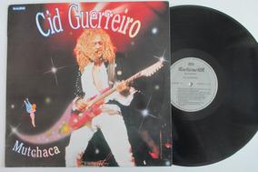 Lp Cid Guerreiro 1991, Capa E Disco Muito Bons.