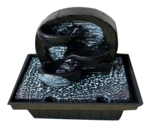 Fuente De Agua Con Vasijas De 12,5cm X 16,5cm Súper Oferta
