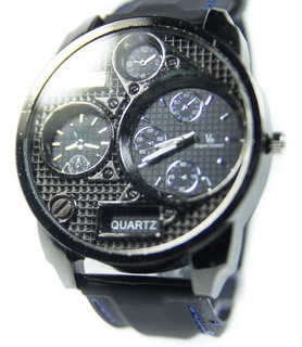 Reloj Hombre Good Game Tamaño Bestia Muy Grande