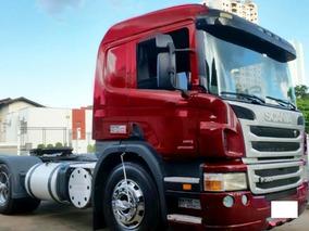Scania P 360 Ano 2013 6x2 Impecável