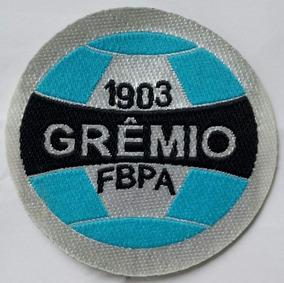 2 Distintivo De Clube Para Camisa - Boné - Grêmio Original
