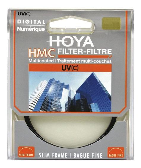 Filtro Uv 52 Mm Hoya P/ Lentes Canon Nikon Sony