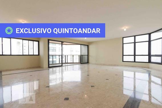 Apartamento No 10º Andar Com 3 Dormitórios E 3 Garagens - Id: 892958239 - 258239