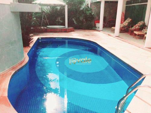 Imagem 1 de 13 de Casa Com 6 Dormitórios À Venda, 650 M²- Jardim Aquarius - São José Dos Campos/sp - Ca2152
