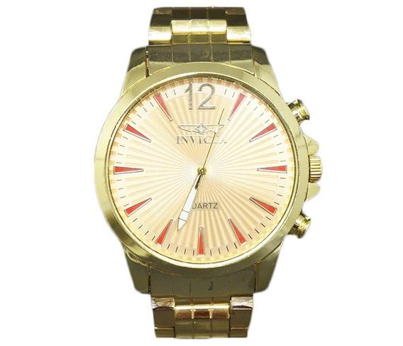 Relógio Barato Dourado