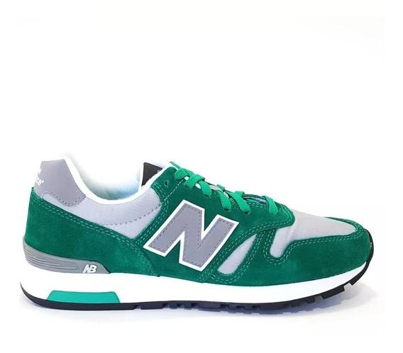 New Balance Zapatilla Lifestyle Hombre 565 Verde