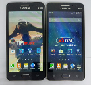 Samsung Galxy G530h/ds 8gb Grandprime Cinza Original Vitrine