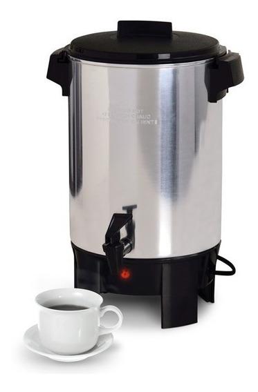 Cafetera Percoladora 30 Tazas Comercial West Bend 58030