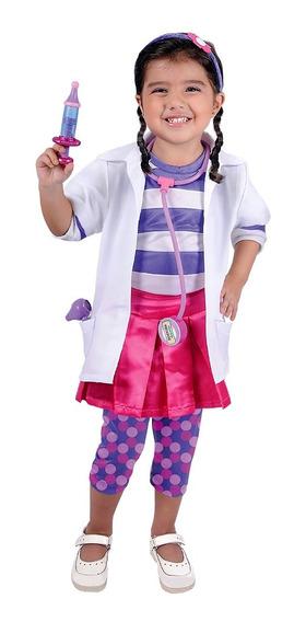 Disfraz De Doctora Juguetes Niña Carnavalito -d572