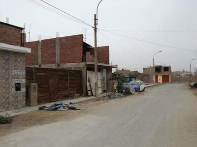 Lote De Terreno En Urbanización San Pedro V Etapa Carabayllo