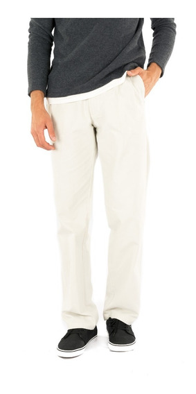 Pantalon De Vestir De Gabardina - Varios Colores - B A Jeans