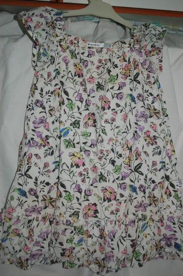 Vestido Mimo Nena 3 Años
