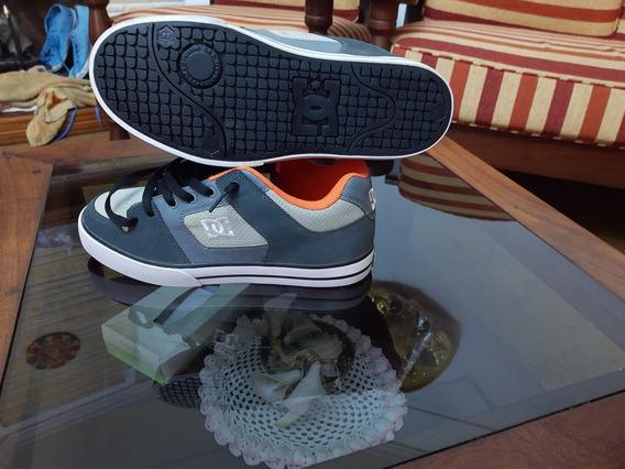 Zapatillas Dc Men´s Pure (muy Poco Uso)