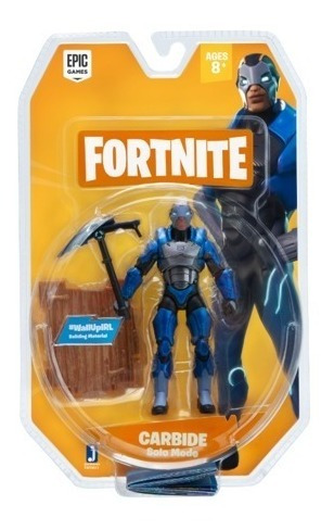 Action Figures Jogo Fortnite Carbide Solo Mode Importado
