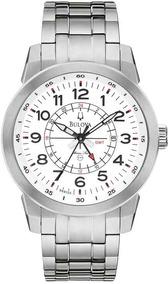 Relógio Bulova Wb21767q Marine Star Gmt